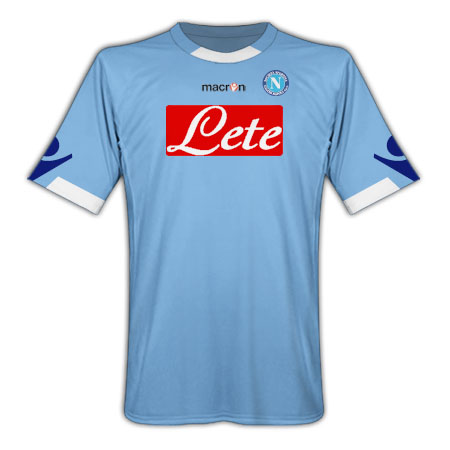 Napoli Home Shirt 2010