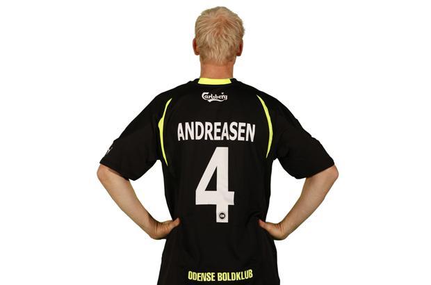 Odense Boldklub Away Jersey
