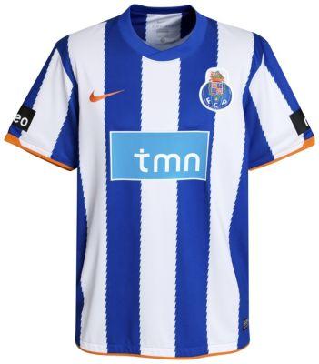 Porto Home Shirt 2010