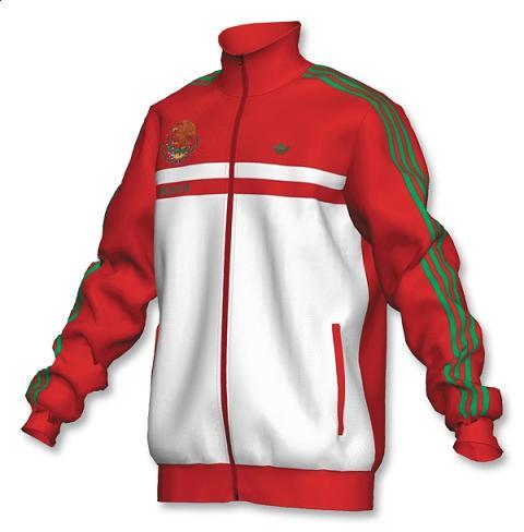 Mexico Track Jacket