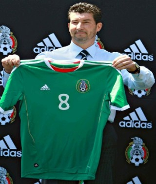 Adidas New Mexico Home Kit 2011 Gold Cup Copa America