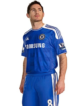 Chelsea Home Strip 2011