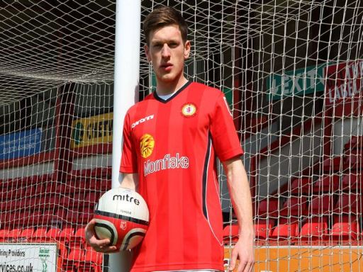 Crewe Alexandra Home Kit 11-12