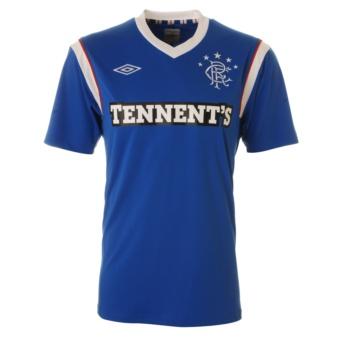 New Rangers Kit 2011