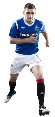 New Rangers Strip 11-12