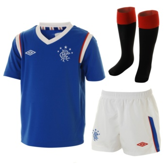 Rangers Infant Kit 11-12