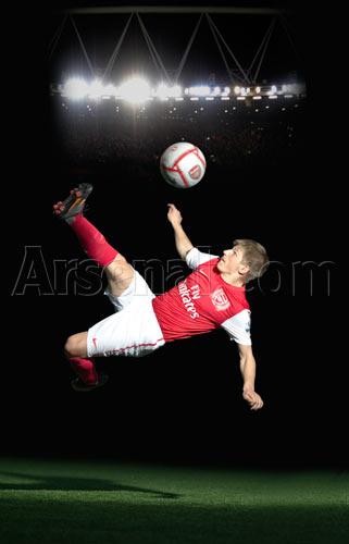 Arshavin Arsenal Shirt