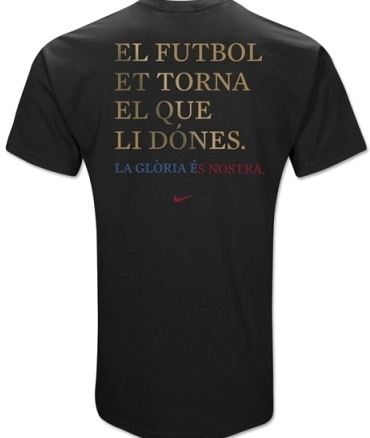 Barcelona Champions League Winners Top 2011