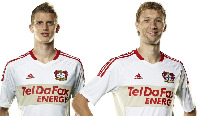Bayer Leverkusen Away Kit 11/12