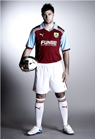 Burnley Home Shirt 2011-2012