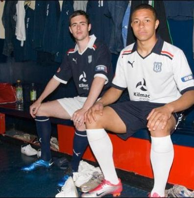 Dundee FC Strip 2011-12