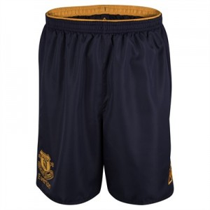 Everton Away Shorts 2011/12