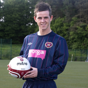 Hearts Away Strip 2011-2012