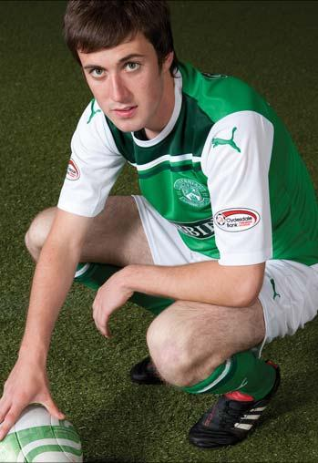 Hibernian Home Kit 2011-2012