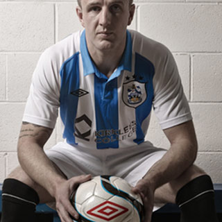 Huddersfield Town Home Kit 11-12