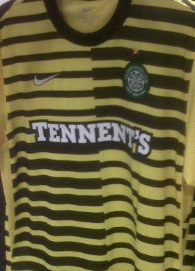 Leaked Celtic Third Kit 11-12