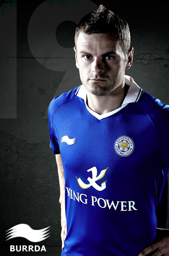 Leicester Home Shirt 2011/2012
