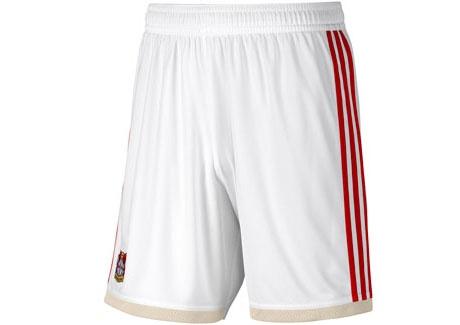 Leverkusen Shorts 11-12