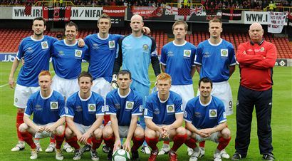 Linfield Home Shirt 2011-2012