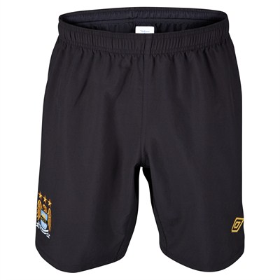 Man City Away Shorts 2011-12