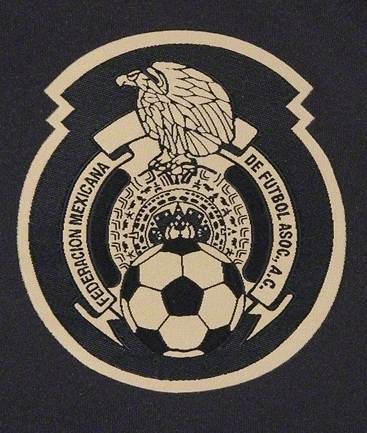 Mexico Soccer Crest
