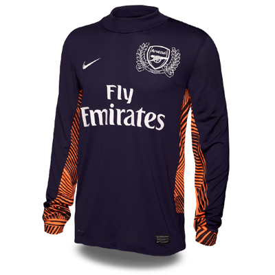 New Arsenal Goalkeeper Kit