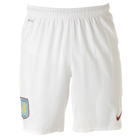New Aston Villa Kit 2011-12 Shorts