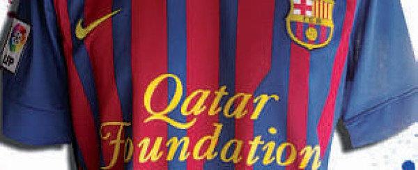 New Barcelona Kit Qatar Foundation Leak