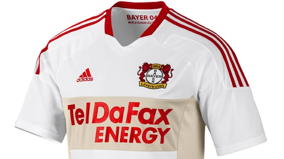 New Bayer Leverkusen Jersey 2011