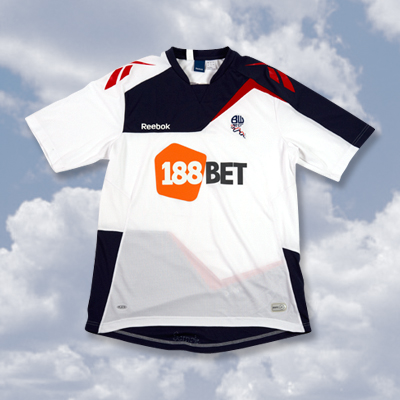 New Bolton Home Shirt