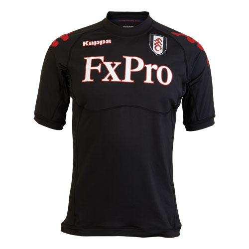 New Fulham Away Kit 11-12
