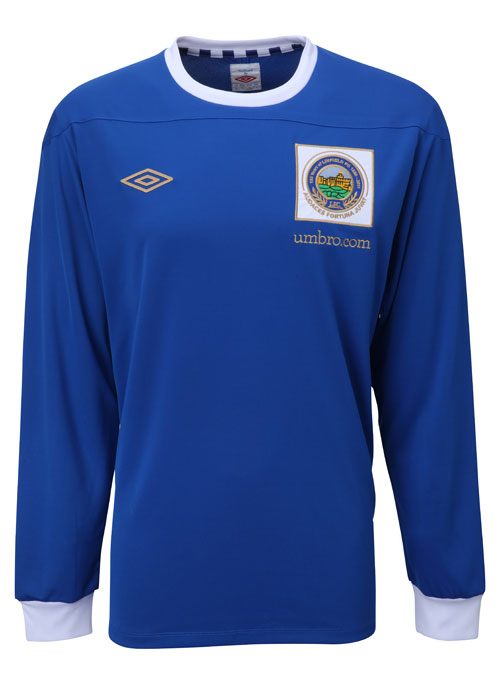 New Linfield Kit 11-12 125th Anniversary