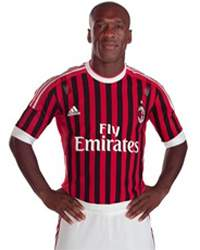 New Milan Home Kit Seedorf