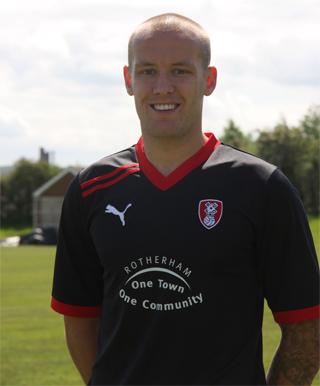 New Rotherham Away Kit 11-12