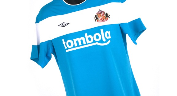 New Sunderland Away Strip 2011-2012