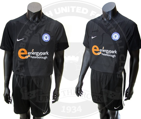 Nike Peterborough Away Kit 11-12