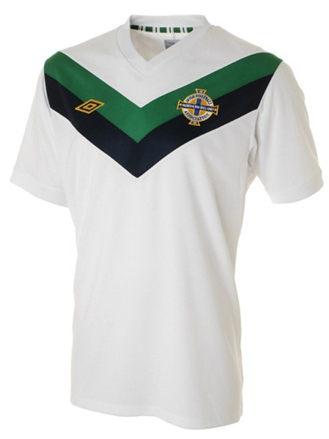 Northern Ireland Away Shirt 11-12