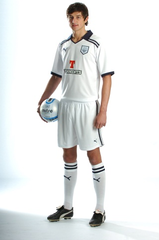 Preston North End Shirt 2011