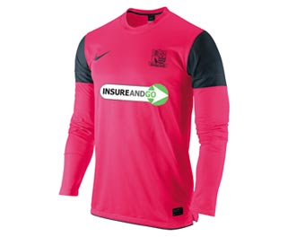 Southend United Away Kit 11-12