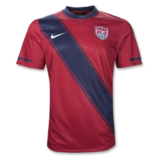 USA Gold Cup Jersey 2011 Nike
