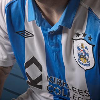 Umbro Huddersfield Town Kit