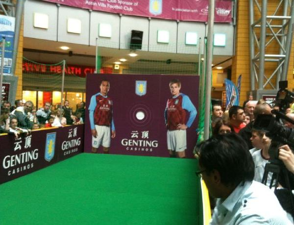 Villa Home Kit Launch Star City