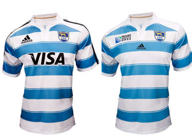 Argentina rugby shirt 2011