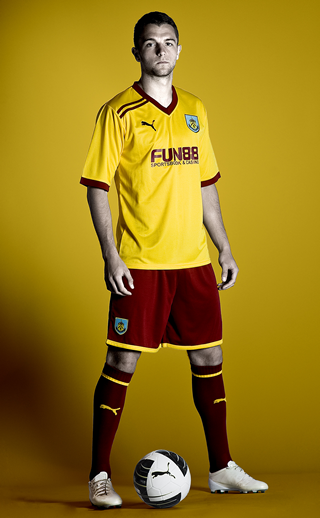 Burnley FC Away Strip