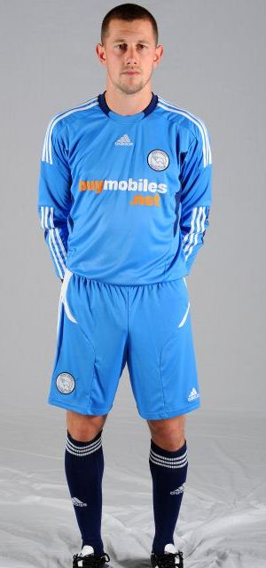 Derby County Goalkeeper Kit 11/12