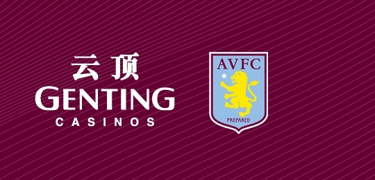 Genting Aston Villa sponsorship