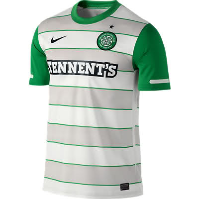 Leaked New Celtic Away Strip 11-12
