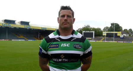 Leeds Carnegie Rugby Shirt 11-12