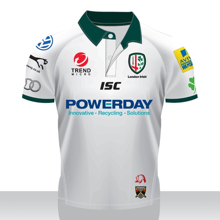 New London Irish Away Jersey 11-12