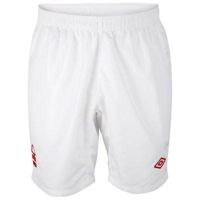 NFFC New Kit Shorts 2011/2012
